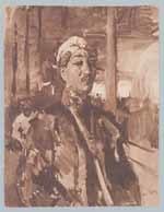 Portret van Pangeran Adipati Ario Praboe Mangkoenegoro VII