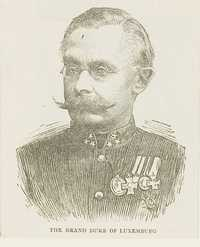 The Grand Duke of Luxemburg