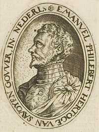 Emanuel Philebert Hertoge van Savoyen