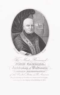 Image from object titled John Carroll