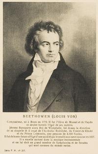 Beethowen (Louis von)