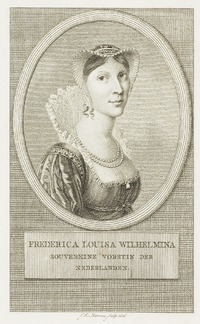 Frederica Louisa Wilhelmina