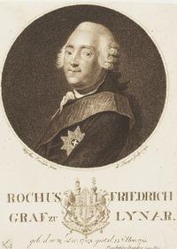 Rochus Friedrich, Graf zu Lynar