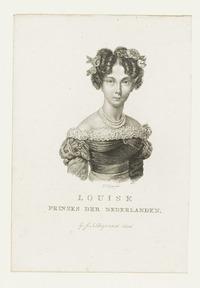 Louise prinses der Nederlanden