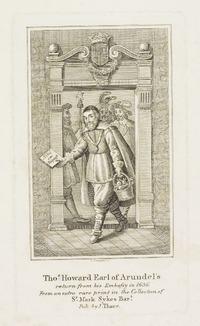 Tho's-Howard Earl of Arundel's