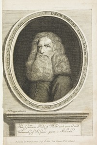 Jacob Bobart