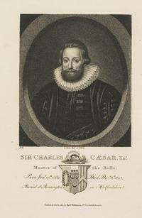 Sir Charles Cæsar