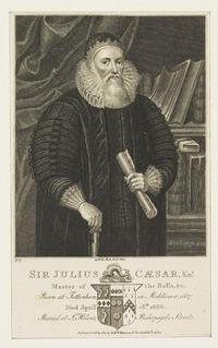 Image from object titled Sir Julius Cæsar