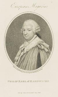 Philip Earl of Hardwicke
