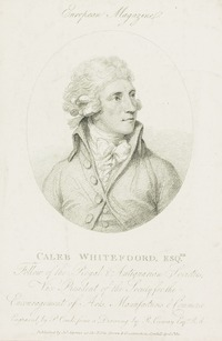Caleb Whitefoord