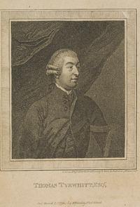 Thomas Tyrwhitt