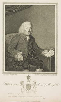 William (late) Earl of Mansfield