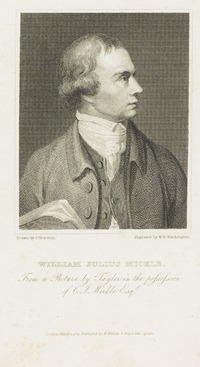 William Julius Mickle