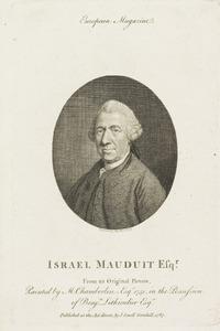 Israel Mauduit