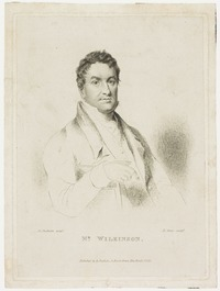 Image from object titled Mr. Wilkinson