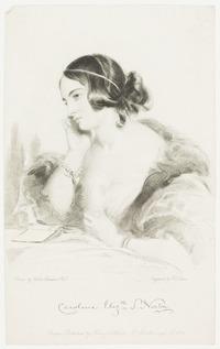 Caroline Eliz. S. Norton