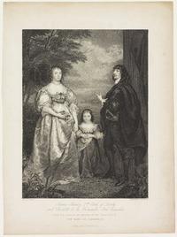 James Stanley, Charlotte de la Tremouille