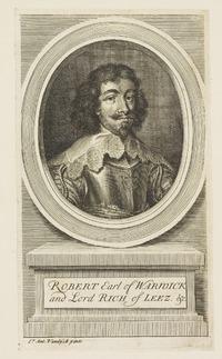 Robert Earl of Warwick