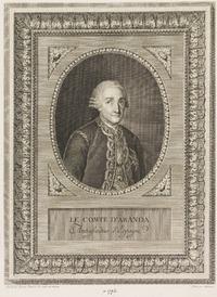 Le Comte d'Aranda