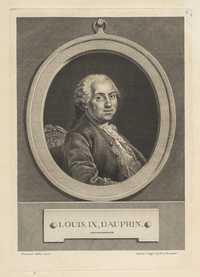 Louis IX, dauphin