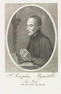 P. Josephus Pignatelli