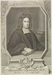Humphrey Prodeaux D.D. Dean of Norwich