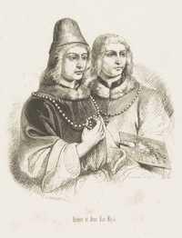 Hubert et Jean Van Eyck