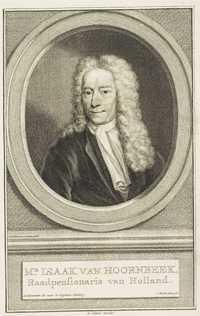 Mr. Isaak van Hoornbeek