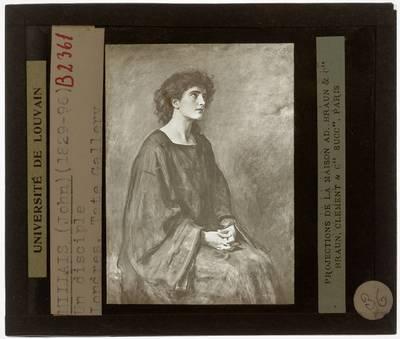 John Everett Millais. De discipel