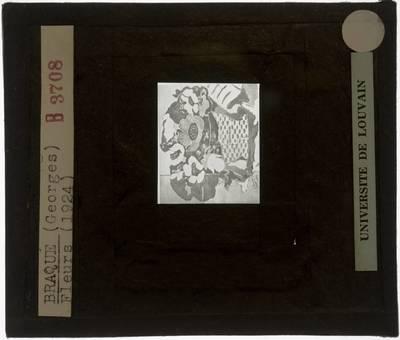 Georges Braque. Bloemen