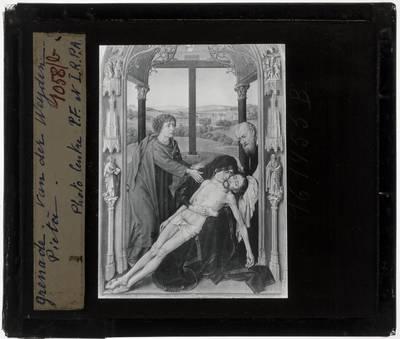 Rogier van der Weyden. Juan de Flandes (onzeker). Michel Sittow (onzeker). Piëta