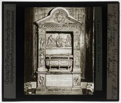 Andrea Bregno. Grafmonument van kardinaal Pietro Riario