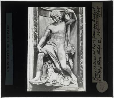 Raphael. Lorenzetto. Jona