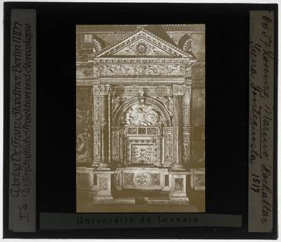 Hoogaltaar van Madonna di Fontegiusta