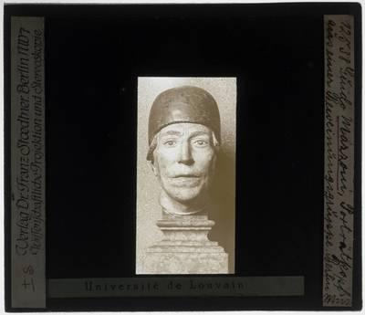 Guido Mazzoni (toegeschreven). Portret van een onbekende Italiaanse man