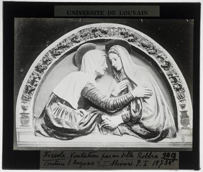 Giovanni della Robbia. Visitatie