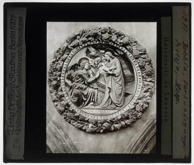 Giovanni della Robbia. Annunciatie