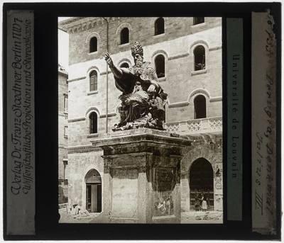 Vincenzo Danti. Paus Julius III