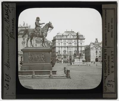 Caspar von Zumbusch. Radetzky monument