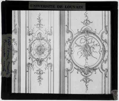 Versailles. Petit Trianon :Interieur: Ornamenten
