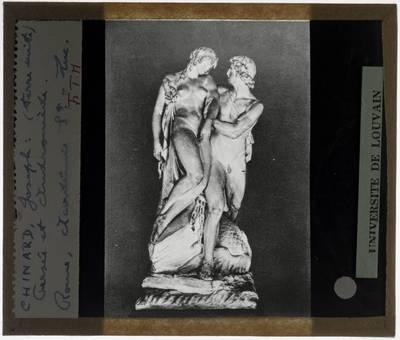 Joseph Chinard. Perseus en Andromeda