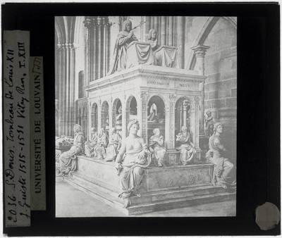 Antonio di Giusto. Giovanni di Giusto. Praalgraf van Louis XII en Anne de Bretagne