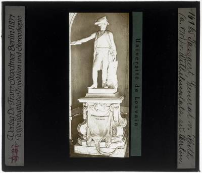 Jean Pierre Antoine Tassaert. Monument voor Peter Karl Christoph von Keith