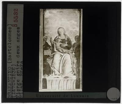 Bramantino. Madonna van het Palazzo della Ragione