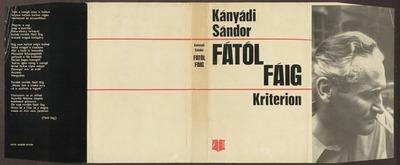 Fától fáig :  versek 1955-1970