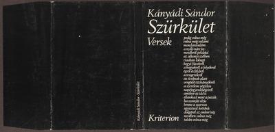 Szürkület :  versek 1970-1977