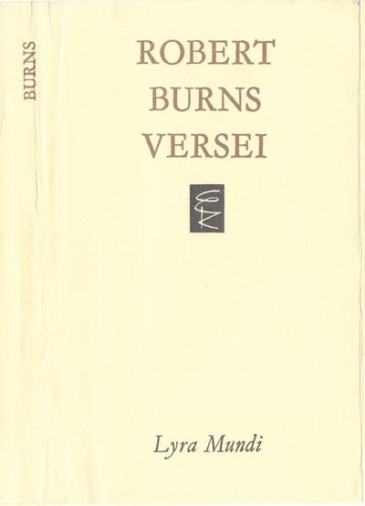 Robert Burns versei