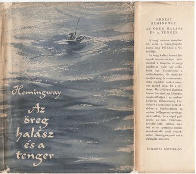 Image from object titled Az öreg halász és a tenger