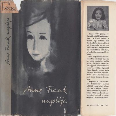 Anne Frank naplója :  a hátsó traktus