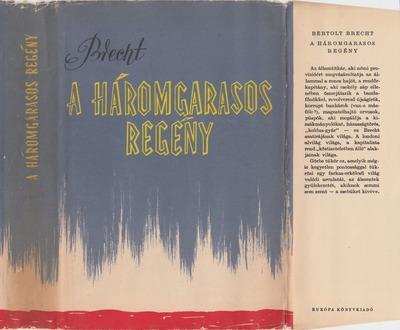 A háromgarasos regény